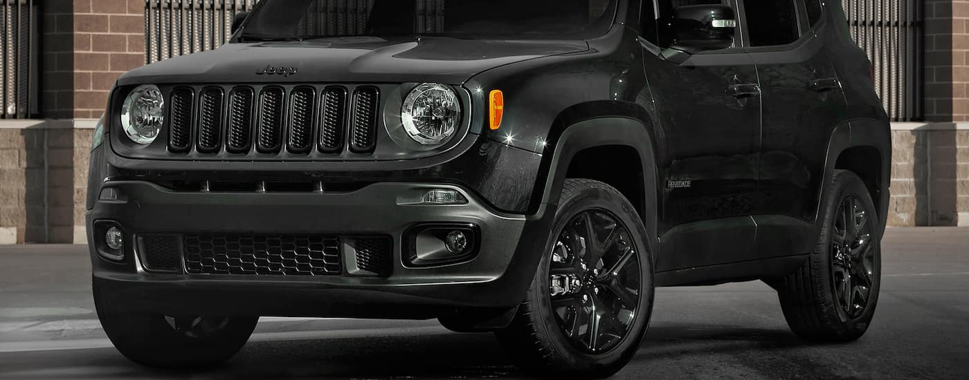 New Jeep Renegade Trims