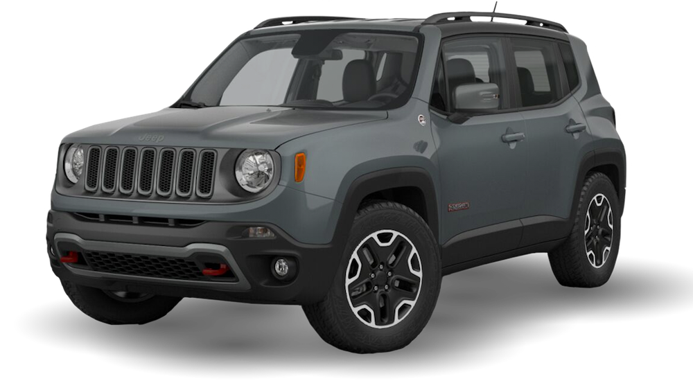 Grey 2018 Jeep Renegade in Colorado Springs, CO