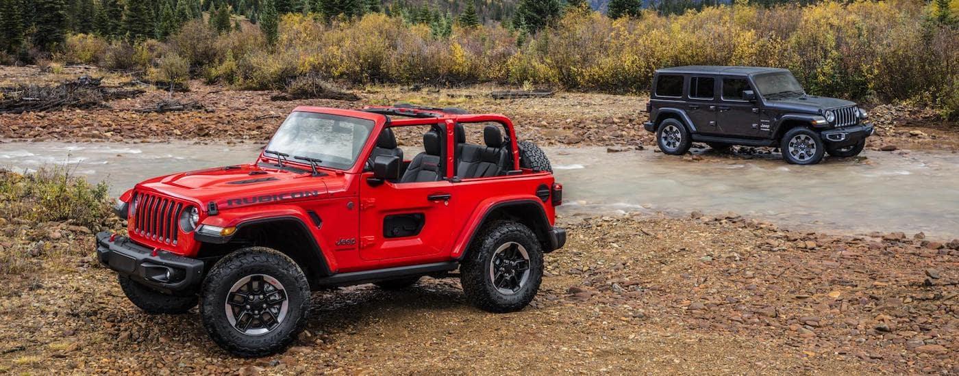 New Jeep Wrangler JL Exterior