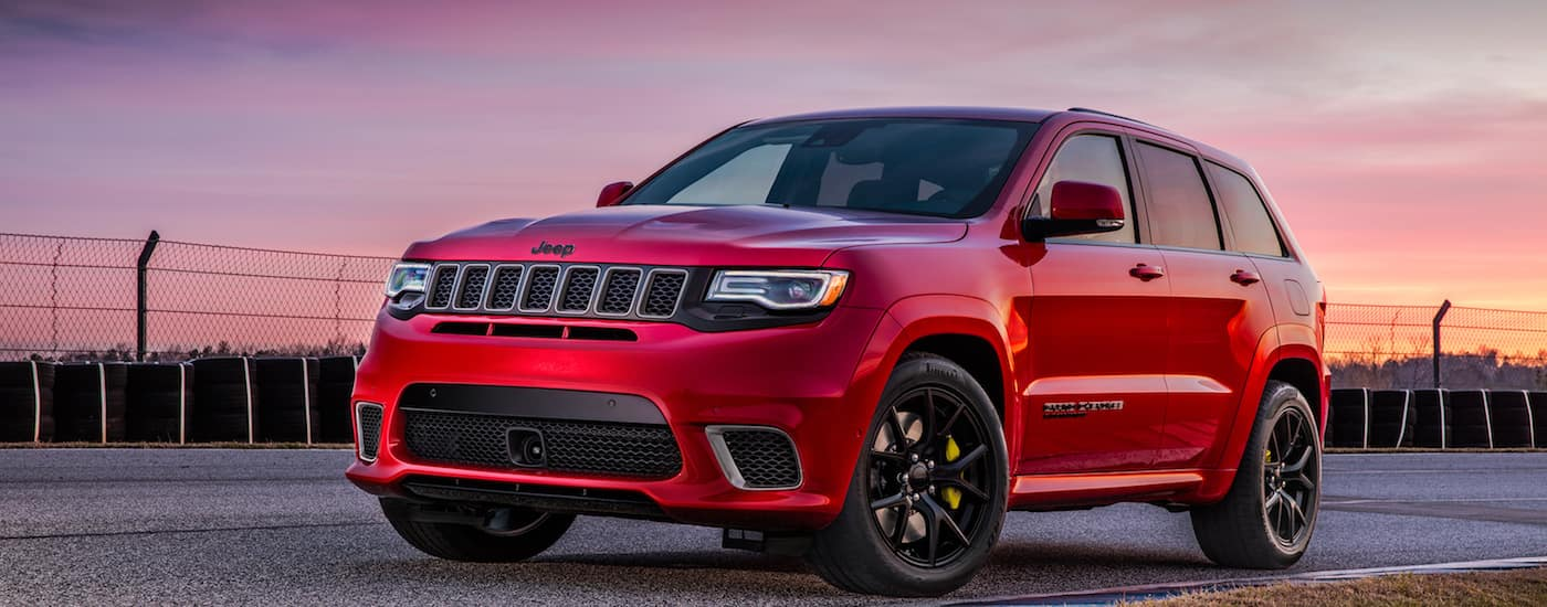 New Jeep Grand Cherokee Design