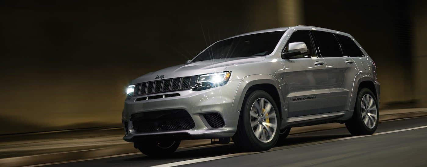 New Jeep Grand Cherokee Performance