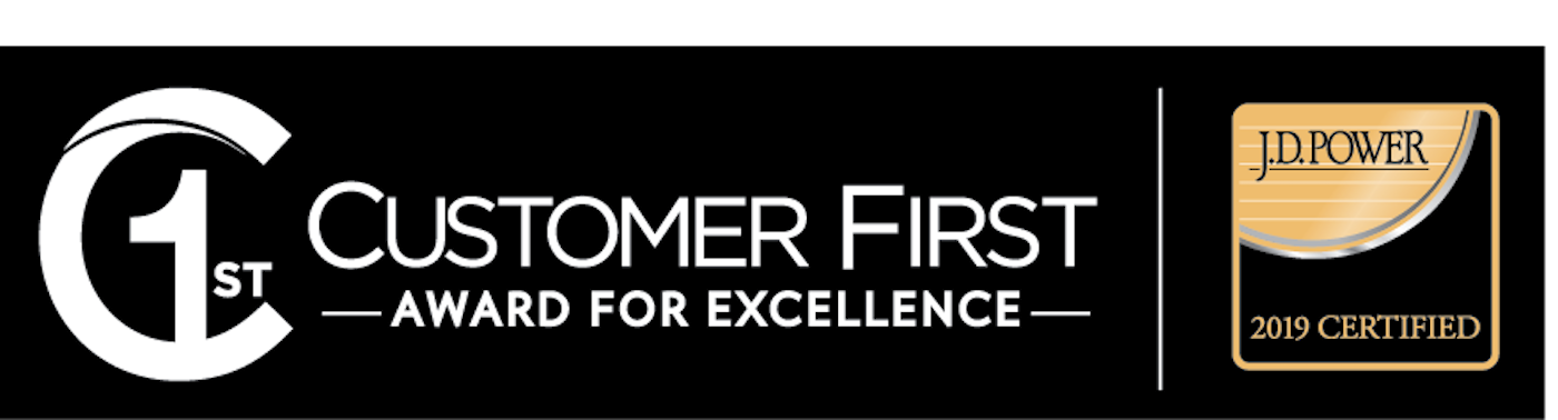 One of the winners of the 2018 Customer 1st Award for Excellence, The Faricy Boys