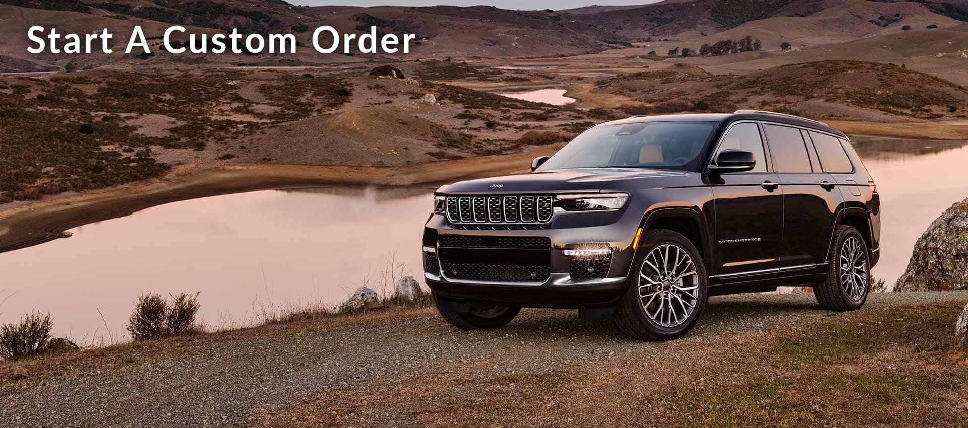Faricy Chrysler Jeep Dodge Ram - Start A Custom Order in Colorado Springs