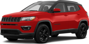 2021 Jeep Compass Custom Factory Order