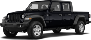 2021 Jeep Gladiator Custom Factory Order