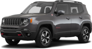 2021 Jeep Renegade Custom Factory Order
