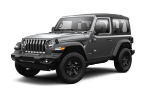 2021 Jeep Wrangler Custom Factory Order