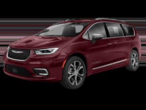 2021 Chrysler Pacifica Custom Factory Order