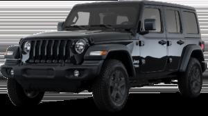 2021 Jeep Wrangler Unlimited Custom Factory Order