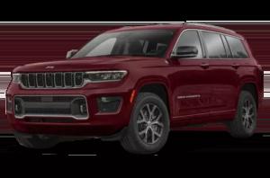 2021 Jeep Grand Cherokee L Custom Factory Order