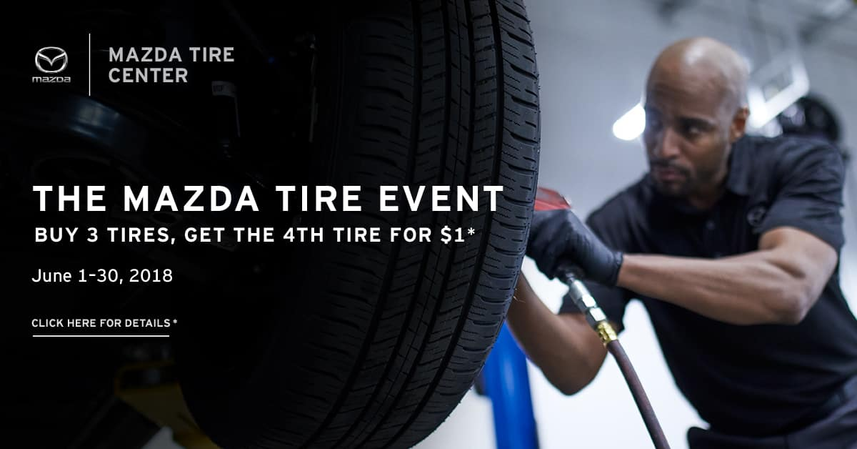 June Tire Event