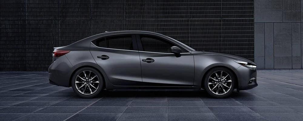 2018 Mazda3 Side View