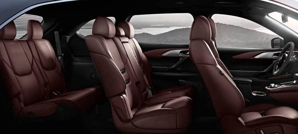 2018 Mazda CX-9 Seats