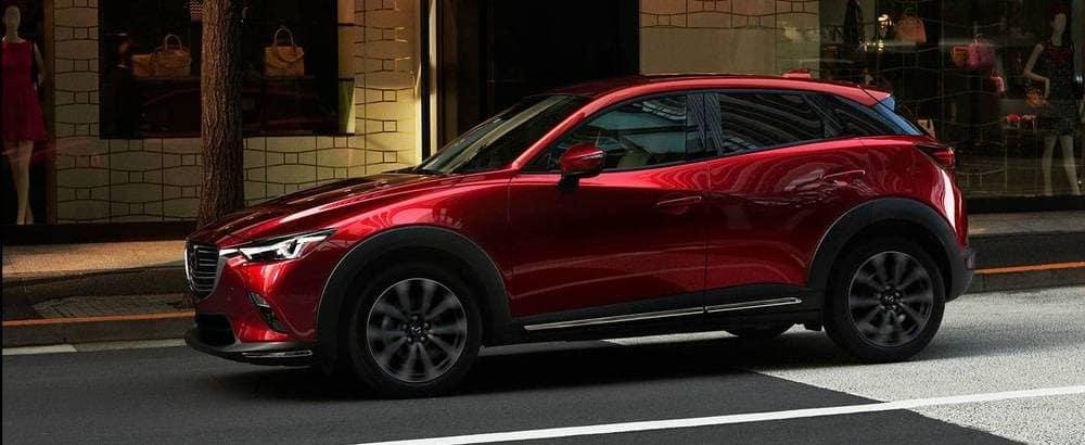 2019 Mazda CX-3 Crossover