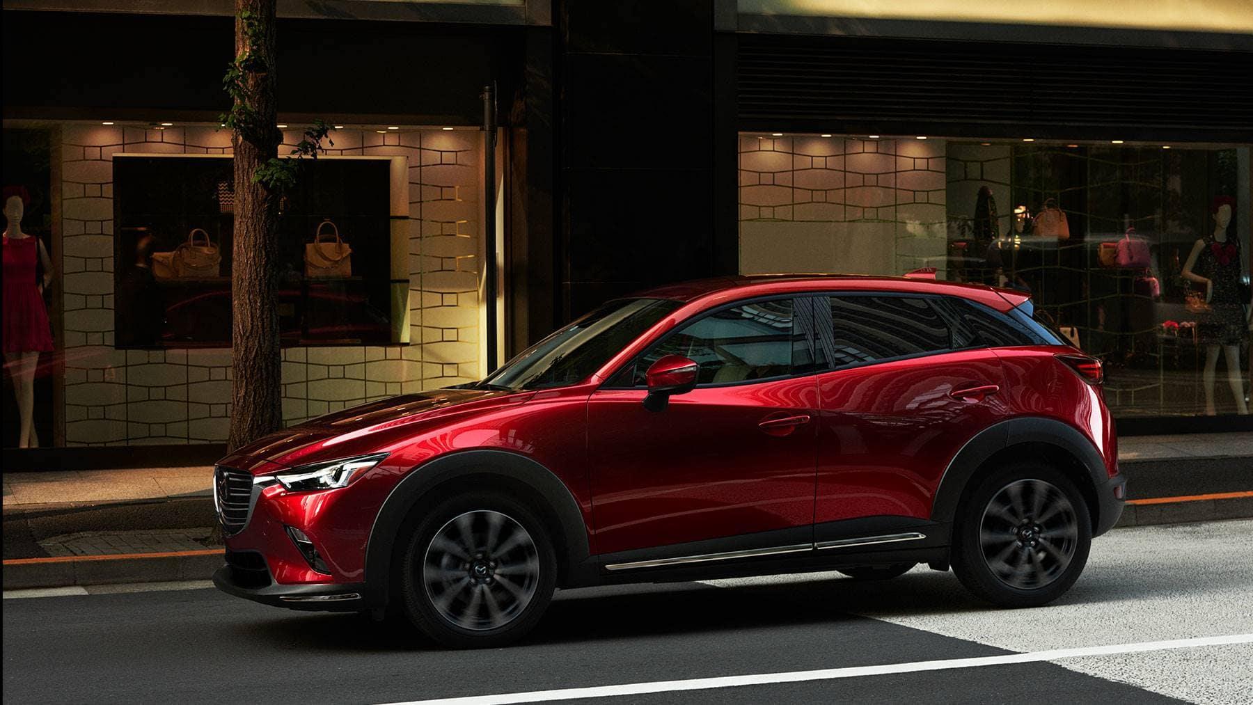2019 Mazda CX-9 Silver Front Angle
