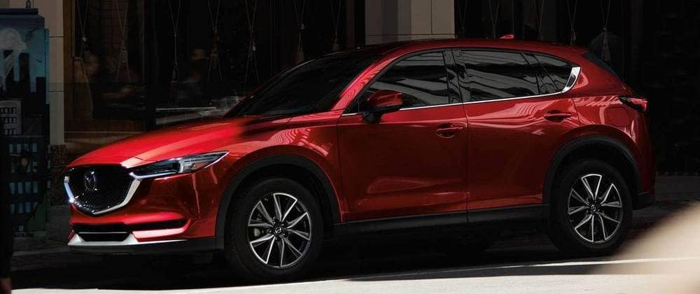2018 MAZDA CX-5 COLOR