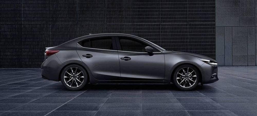 2018 Mazda3 Stationary