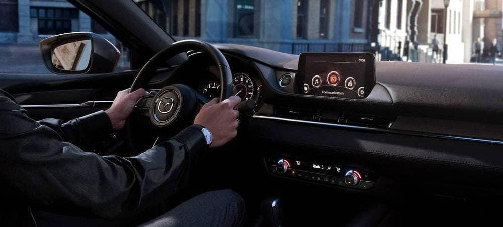 2018 Mazda6 Cockpit