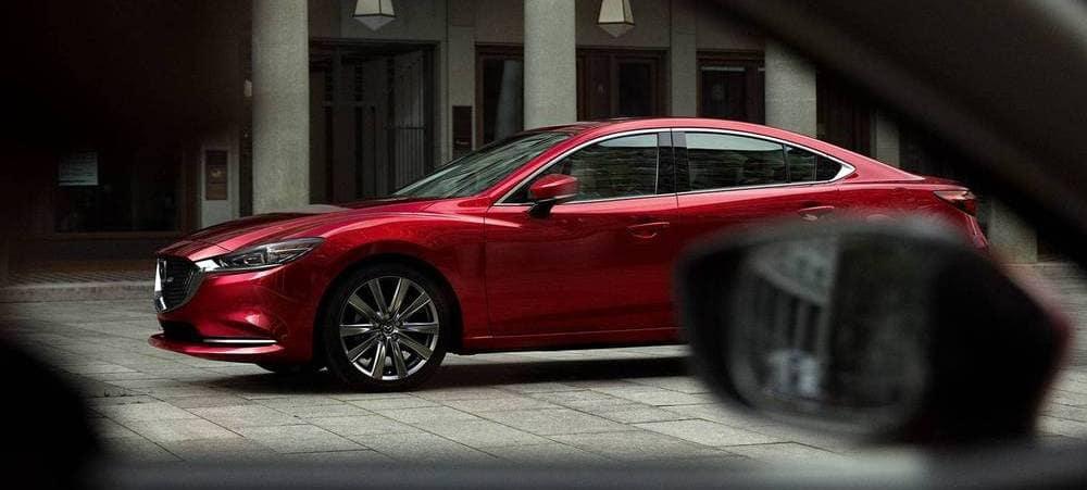 2018 Mazda6 Red Exterior