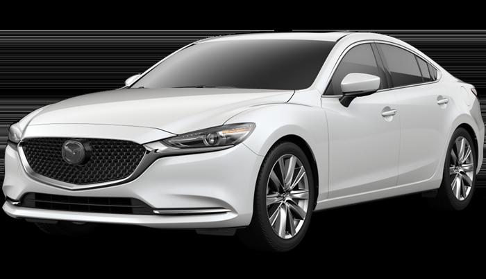 2018 Mazda6 Grand Touring Reserve