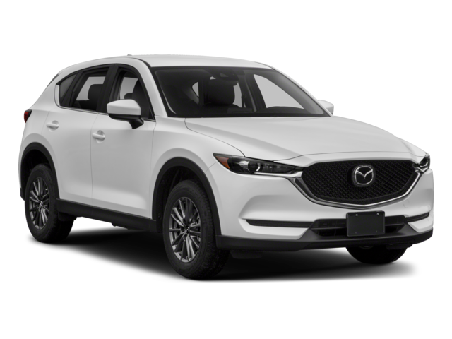 2018 cx-5 side view