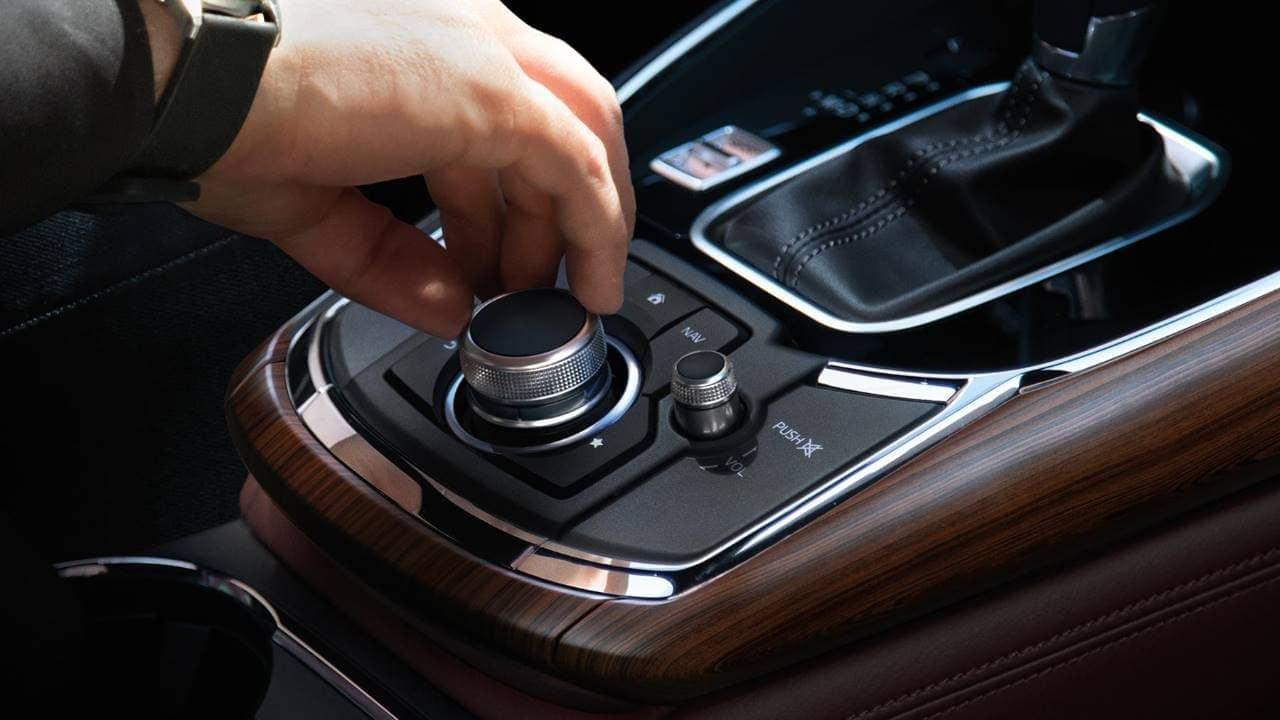 2019 Mazda CX-9 controls