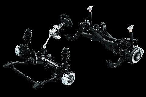 mazda skyactiv chassis