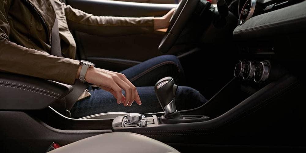 2019 cx-3 drive select knob