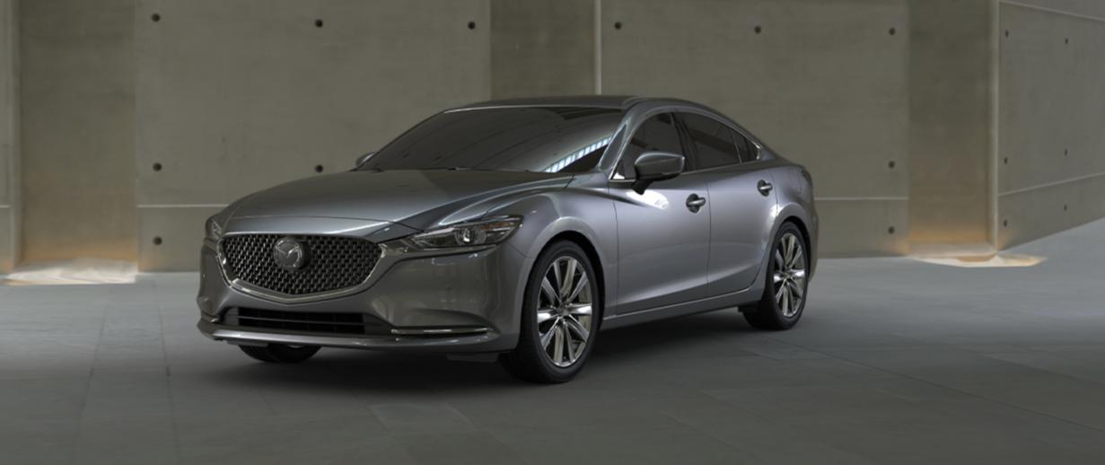 2020 Mazda6, Dark Grey Exterior