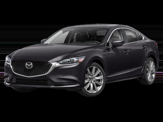 2019 Mazda6, Black Exterior