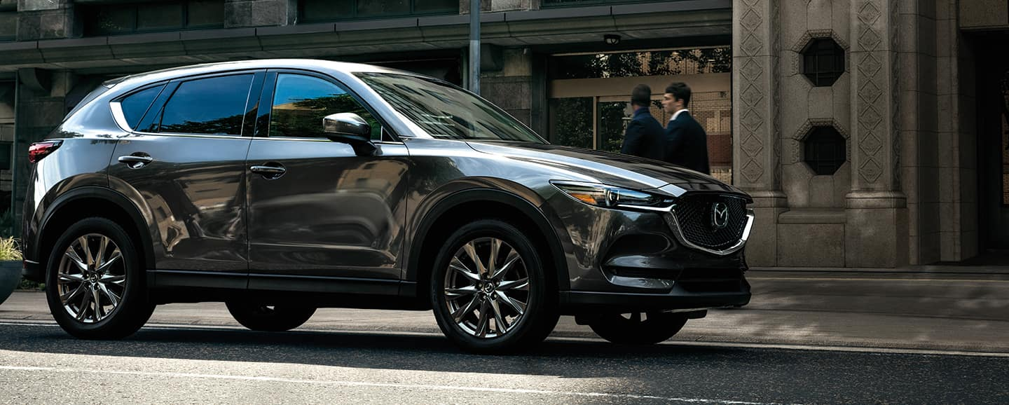 2020 Mazda CX-5, Dark Grey Exterior