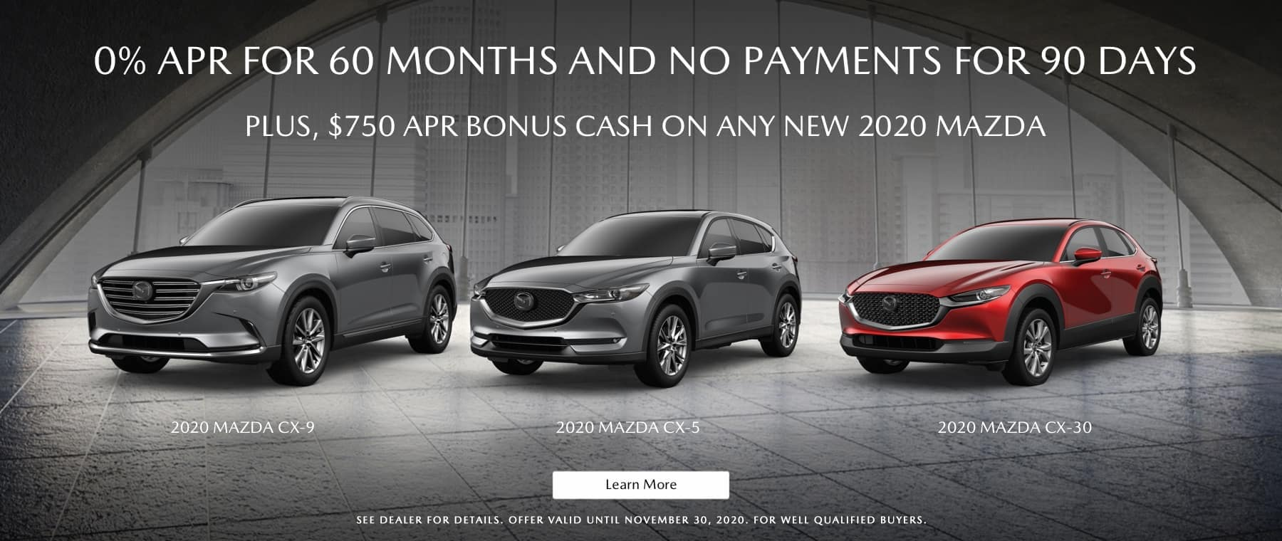 Town North Mazda Deal