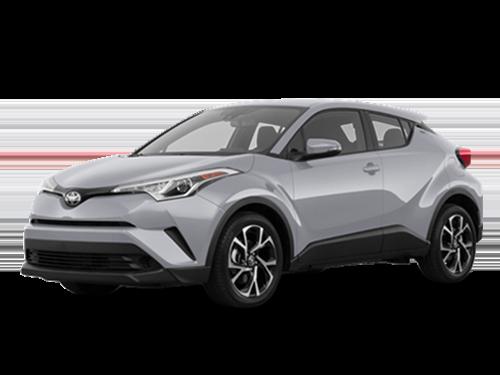 2018 Toyota CH-R XLE