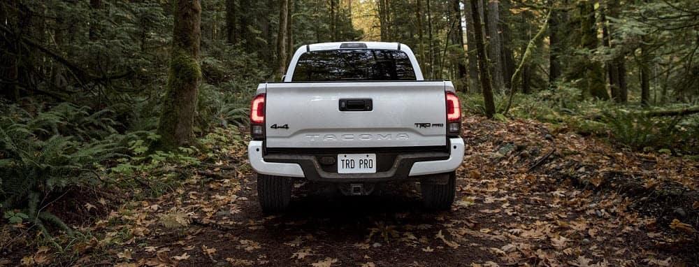 2020 Toyota Tacoma TRD Pro Off-Roading