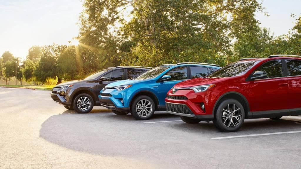 Toyota RAV4 Hybrid Price