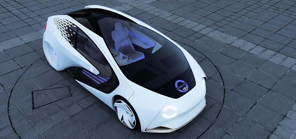 Toyota Uses Blockchain Technology For Autonomous Vehicle