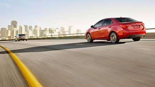 Toyota Corolla Performance