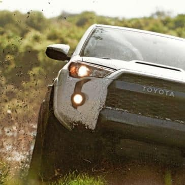 2018 Toyota 4Runner mud