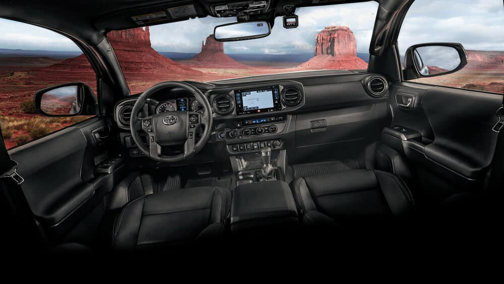 2018 Toyota Tacoma Interior Features