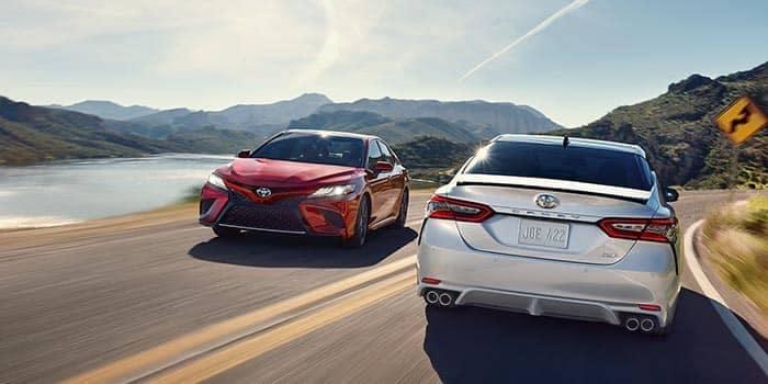 2018 Toyota Camry Performance
