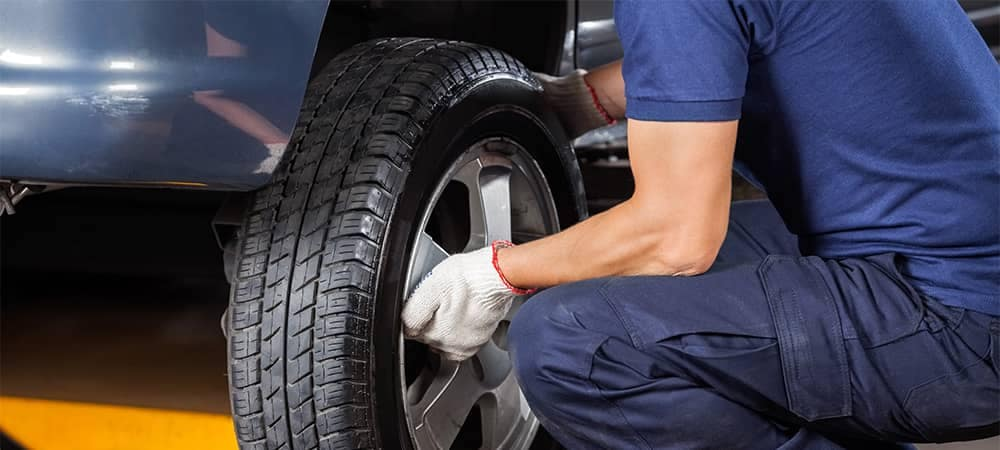 How Much Is A Tire Rotation >> The Importance Of Tire Rotation For Your Toyota Vehicle