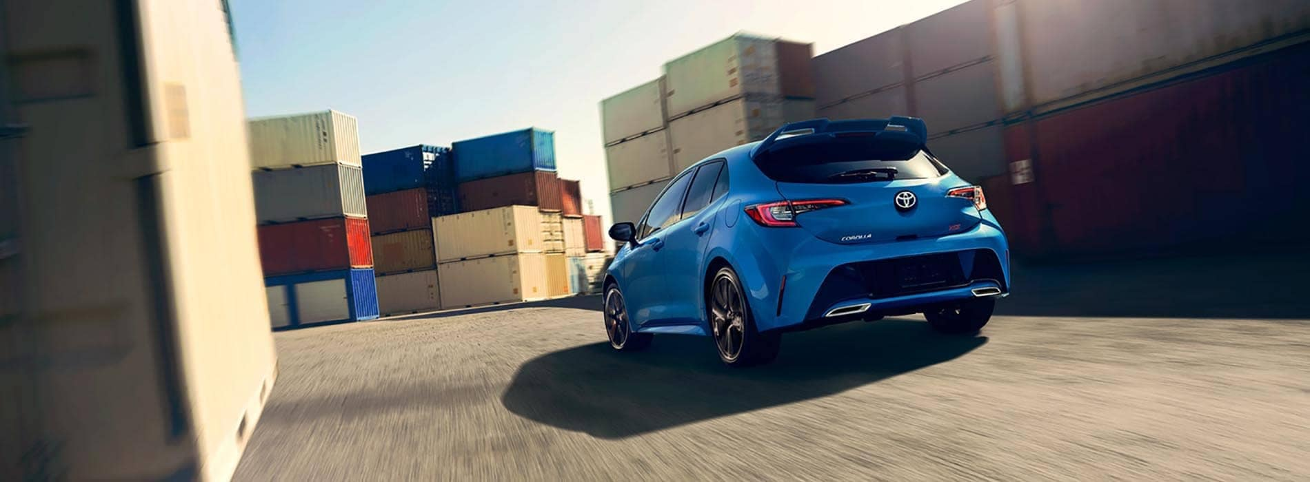 2019 Toyota Corolla Hatchback Specs Features Toyota Of