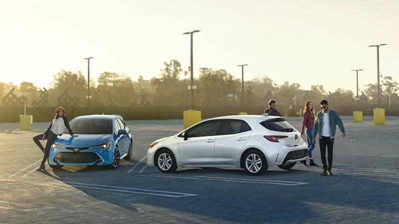2019 Toyota Corolla Hatchback Models