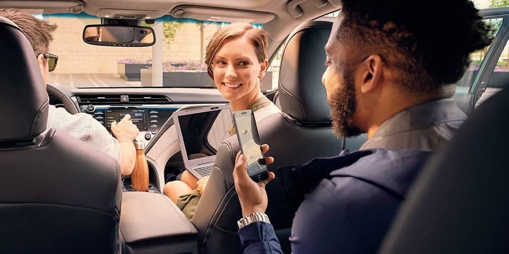 How To Connect Bluetooth To Toyota Camry Gastonia Nc Toyota Of Gastonia