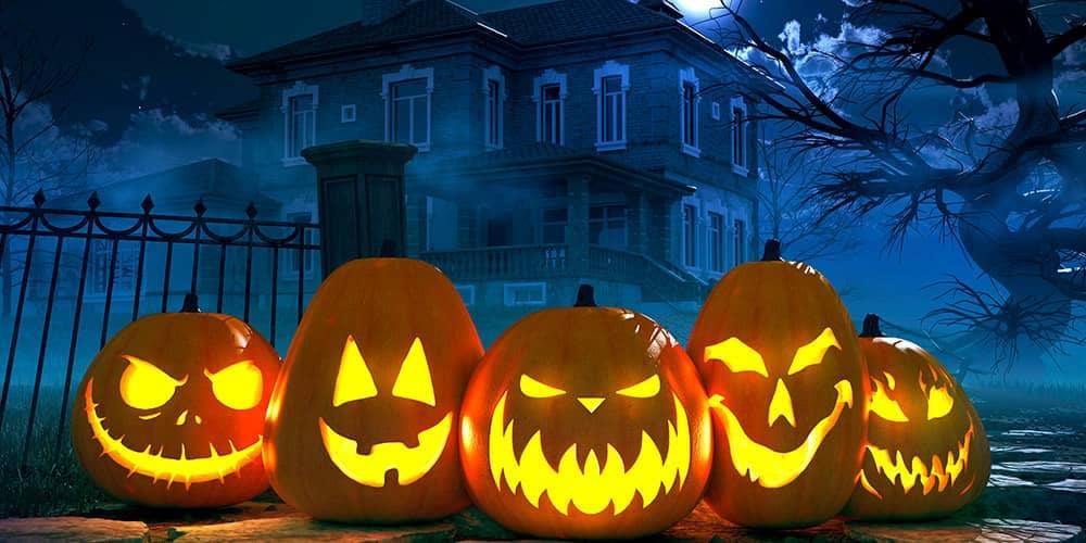 Halloween Spooked