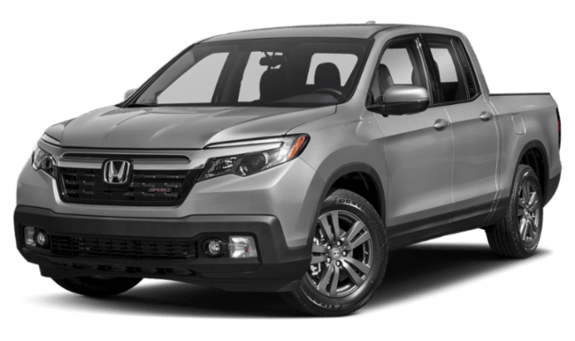 2019 Honda Ridgeline Sport 2WD