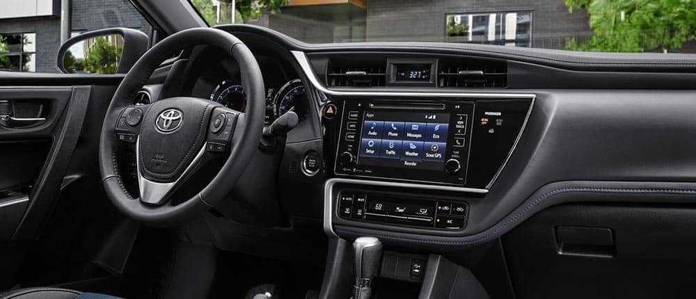 2019 Toyota Corolla Interior Toyota Of Gastonia