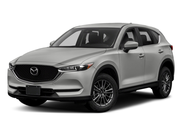 2018 Mazda CX-5 FWD in gray