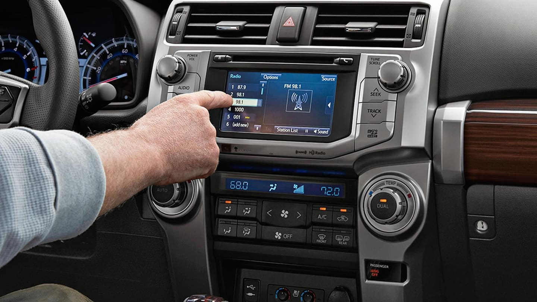 2019 Toyota 4Runner Interior   Features & Dimensions   Gastonia