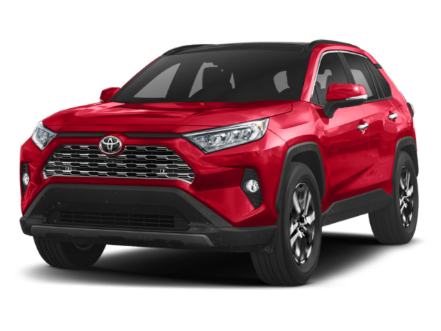 2019 Toyota RAV4 LE with AWD